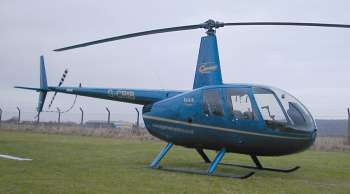 Robinson R-44 G-CRIB -- Click to enlarge