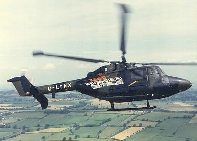 G-LYNX in record-breaking configuration