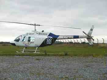 Bell 206B  G-UEST  --  Click to Enlarge