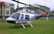 Bell 206B JetRanger 2 - Click to enlarge