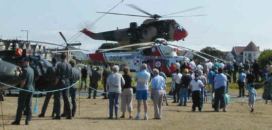 Helidays 2002 at Weston-super-Mare