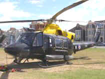 Bell 412EP Griffin HT.1 at Weston Helidays 2006