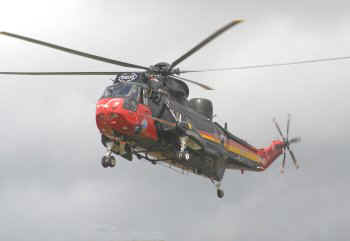 Belgian Air Force Sea King Mk.48, RS-05