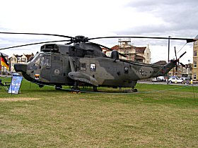 German Navy Westland Sea King Mk.41, 89+54