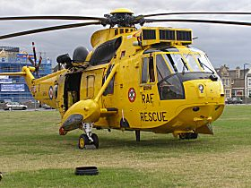 Westland Sea King HAR3A, ZH541