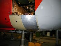 Fuselage panel replacement
