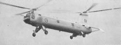 XG452 Flying in 1960