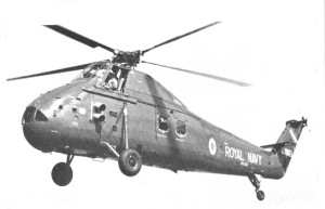 Wessex HAS.1  XM328 in 1961