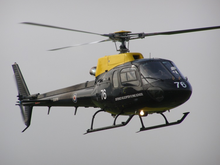 AS350BB Squirrel HT.1,  ZJ276